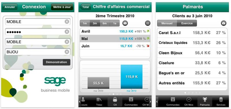Sage Business Mobile
