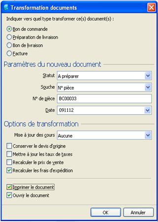 I710 Transformation Document